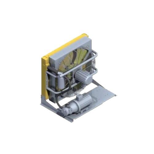 Типовой теплообменник с перекачивающим насосом AKG-Line AP12