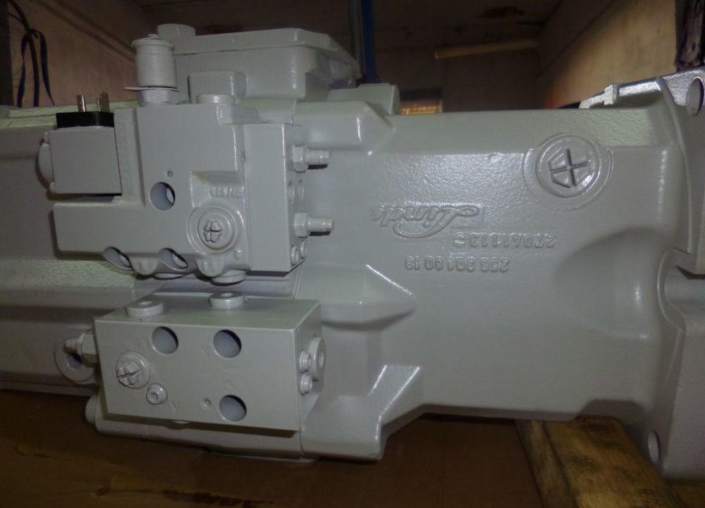 Гидронасос Terex Fuchs 5469661246 (HPR165D-02R Linde Hydraulics)