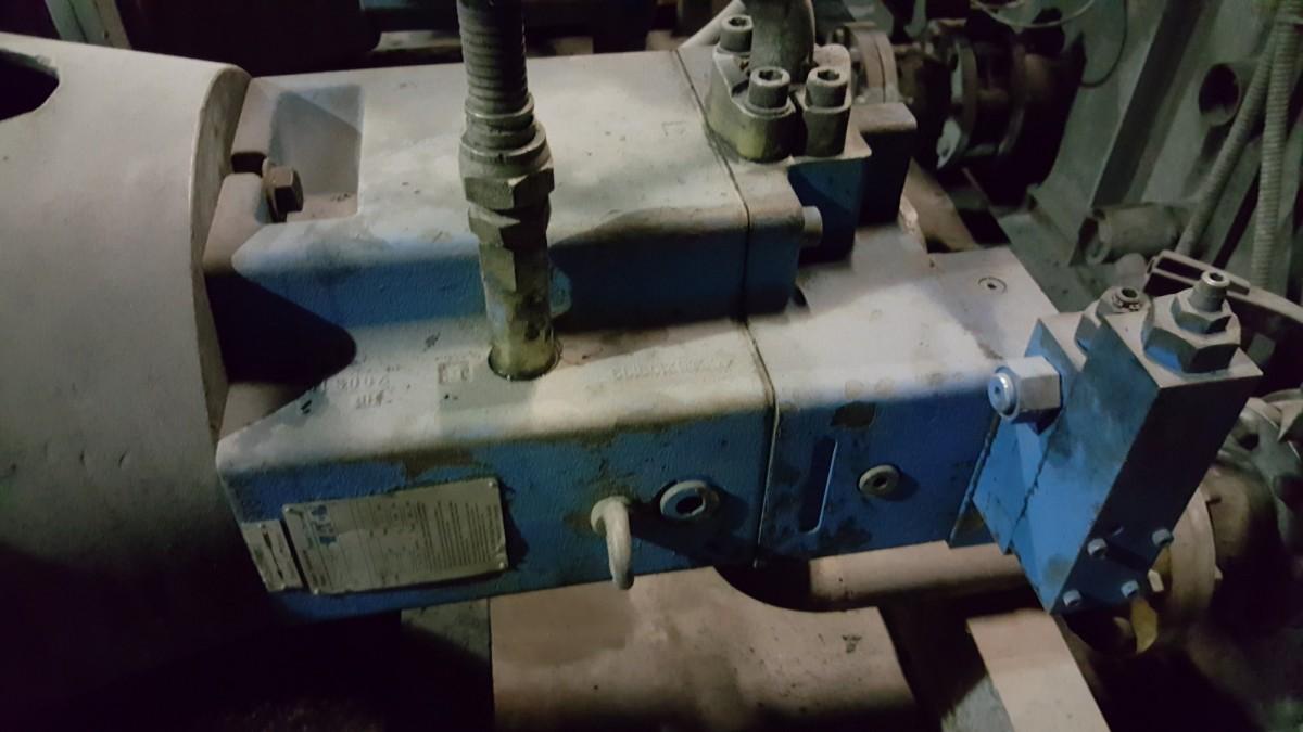 Аксиально-поршневые насосы Eaton Hydrokraft PVX
